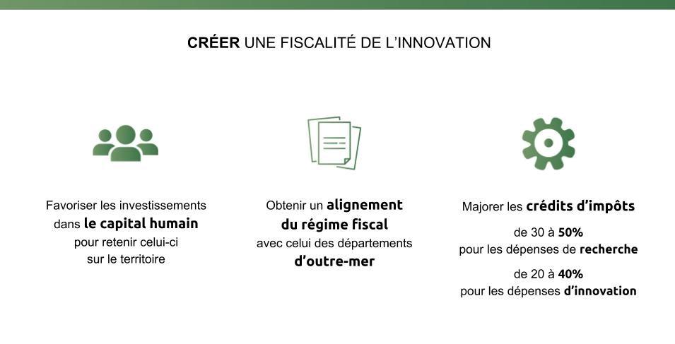Hausse du taux de Crédit d'Impôt Recherche et Innovation : Bruno Le Maire en ligne avec nos propositions, portées depuis 2015